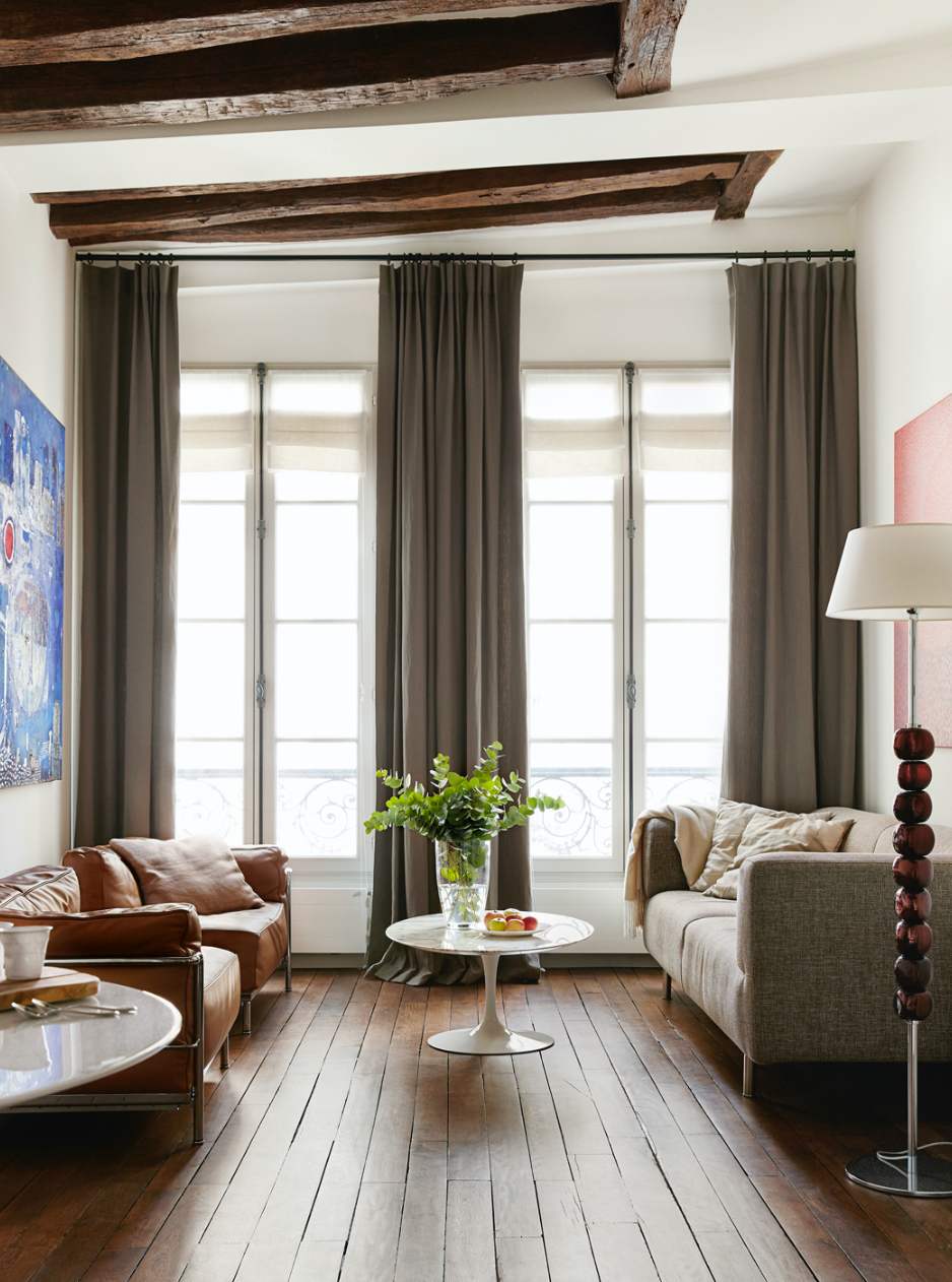 Grands Augustins by Alon & Betsy Kasha Paris 6