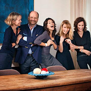 Kasha Paris A Close-knit Team