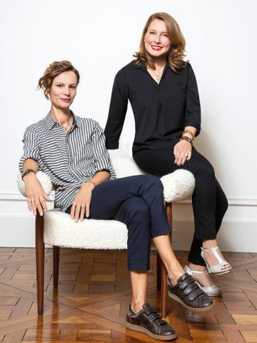 Kasha Paris Immobilier – Maïa Sarcher & Inés Spinosa