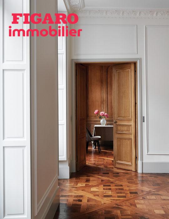 Kasha Paris Real Estate and Interior ArchitectureSaint-Germain-des-Prés 75007 Paris Figaro Immobilier