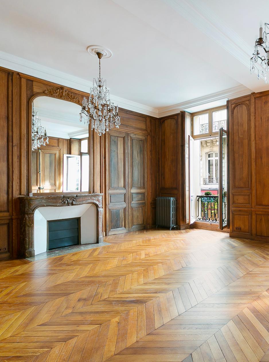 Kasha Paris Appartements à vendre et architecture d'intérieur Rive Gauche Bon Marché 75007 Paris