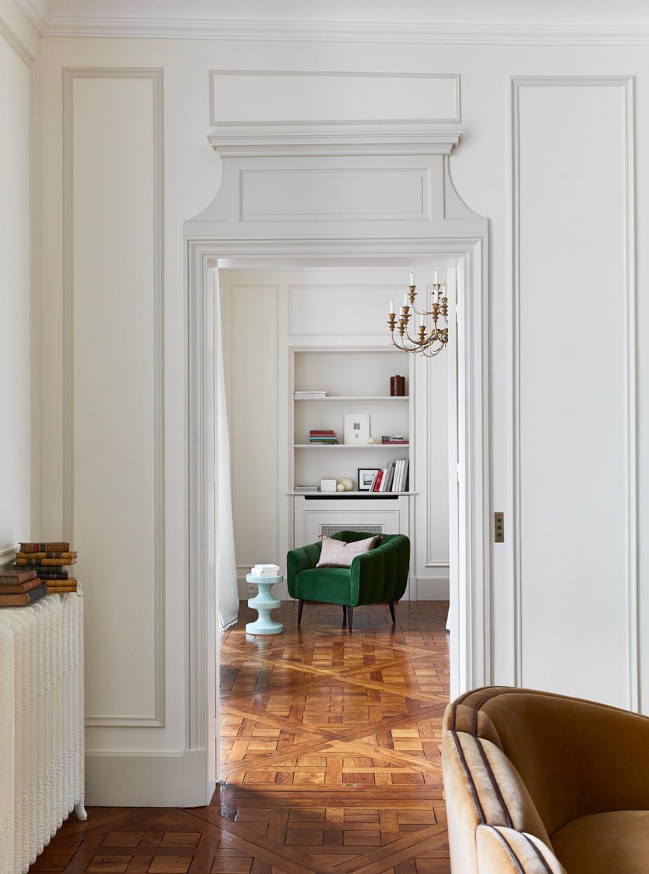 Kasha Paris Appartements à vendreet architecture d'intérieurRive Gauche Bon Marché 75007 Paris