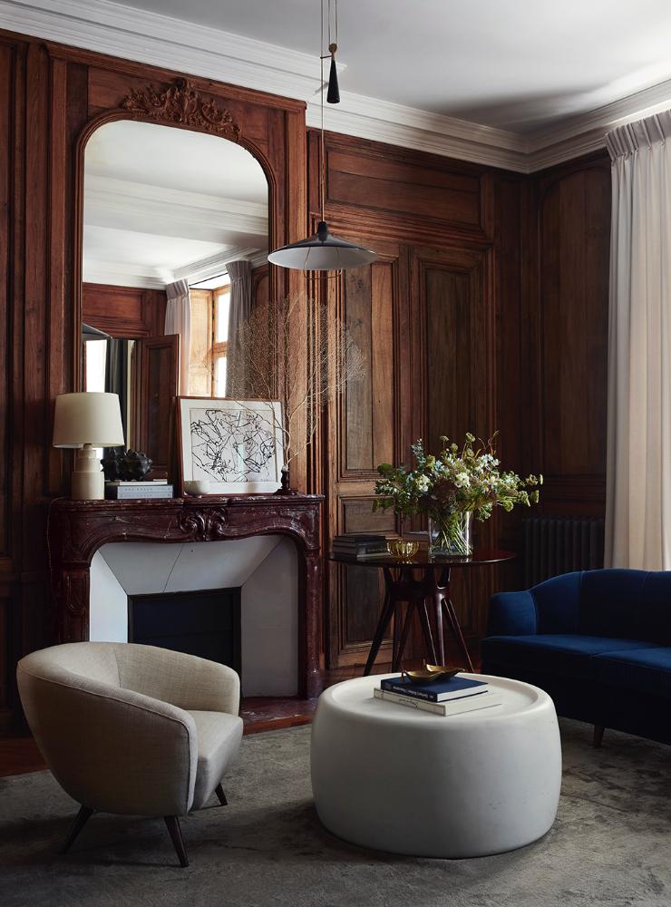 Kasha Paris interior architecture rue du Beaune 75007 Paris