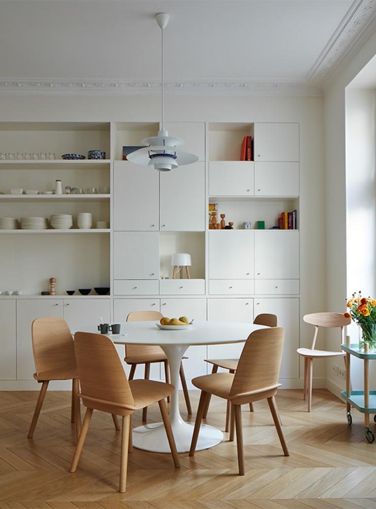 Kasha Paris interior architecture rue de Bellechasse 75007 Paris