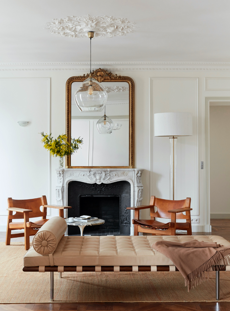 Kasha Paris interior architecture rue de Tournon 75006 Paris