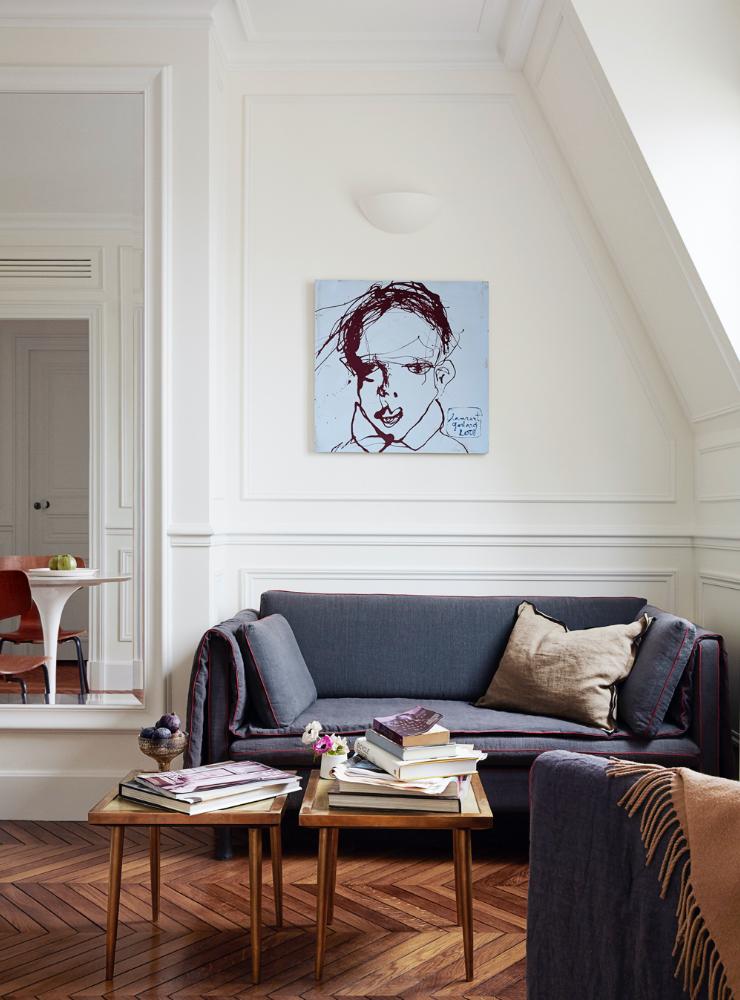 Kasha Paris interior architecture rue Servandoni 75006 Paris