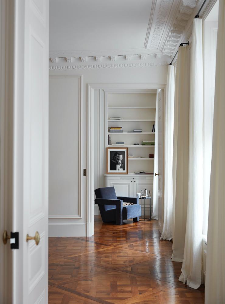 Kasha Paris interior architecture rue de Grenelle 75007 Paris