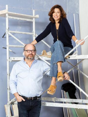 Founding Partners – Alon & Betsy Kasha
