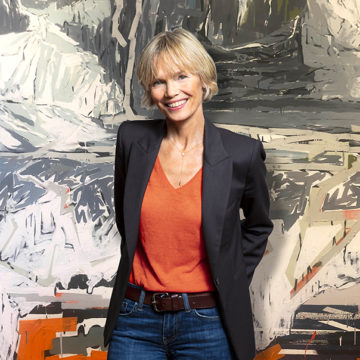 Kasha Paris General Manager – Lisette van Bussel